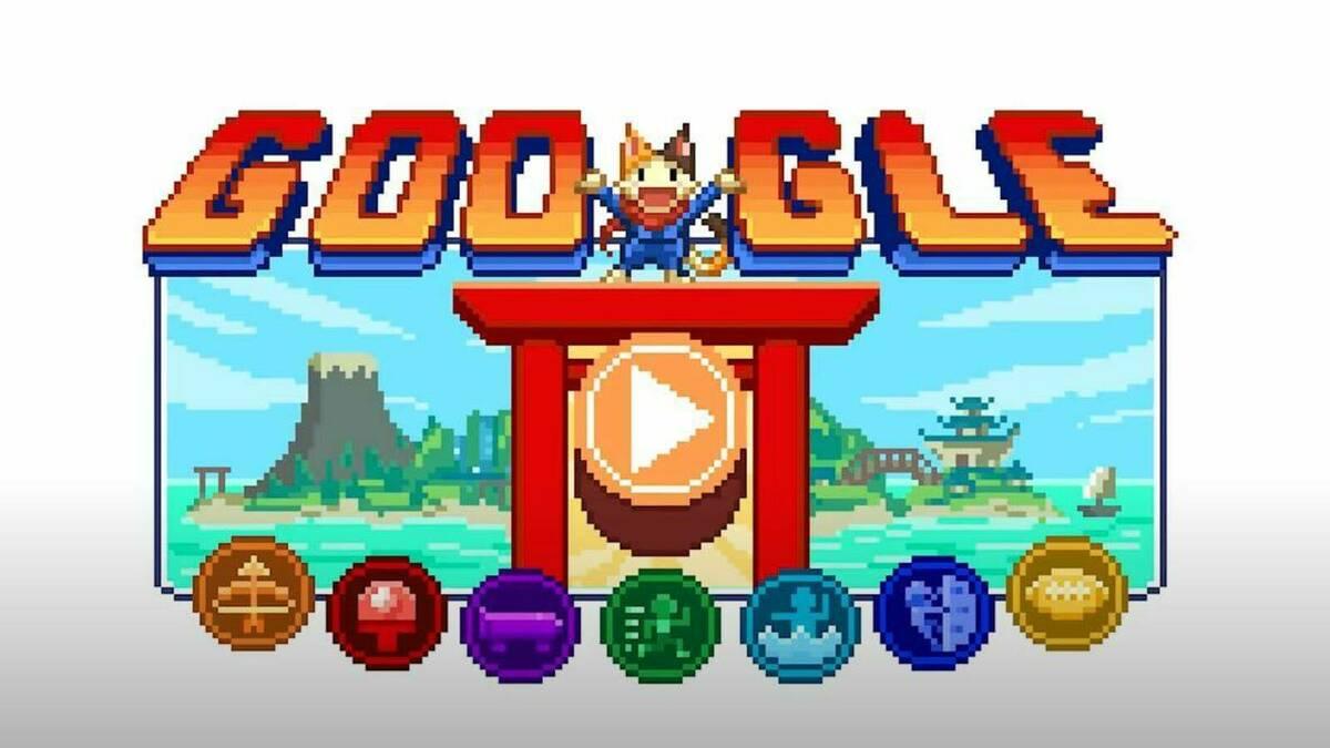 los-juegos-olimpicos-de-google-arranca-el-doodle-champions-island-games-de-tokio